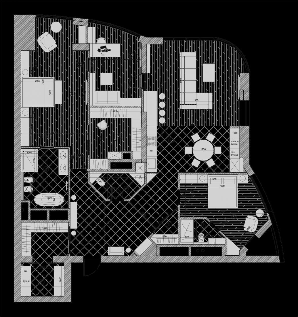 Планировка ЖК Well House